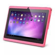 Máy tính bảng Bean mới màu hồng, màn hình HD 7 inch, hệ điều hành Android