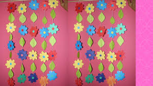 diy wall hanging craft ideas using colour paper how to make a diy room decor using paper