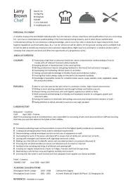Chef Resume Templates Chef Resume Sample Examples Sous Chef Jobs Free  Template Ideas