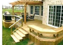 wood patio ideas. Wood Patio Ideas Wooden Designs Outdoor Brilliant . F