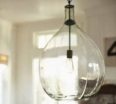 globe lighting fixture. Clift Oversized Glass Pendant Clear 2 Of These Above Globe Lighting Fixture