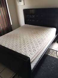 used queen mattress. Bed With Mattress For SaleUsed .. Queen Size