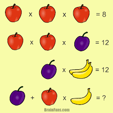 brain teaser number and math puzzle math question can you solve this mathematical