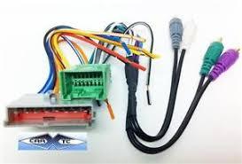 ford radio wire harness w rca amp premium stereo fd a image is loading ford radio wire harness w rca amp premium