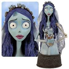 gg corpse bride bust