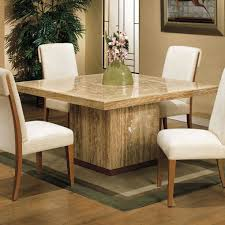 Square Pedestal Kitchen Table Home Design Square Dining Table Diningtable Furniture Wood