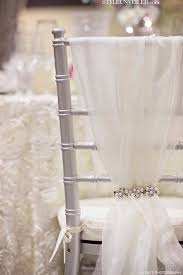 tulle chair covers wedding 105 best wedding chair covers images on