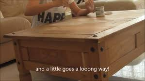maxresdefault diy chalk paint coffee table makeover tutorial circle painted tables design