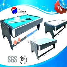 4 in one game table 3 1 . In One Game Table Wooden Games