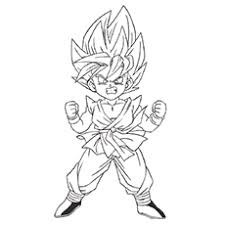Dragon Ball Z Coloring Pages Ultra Instinct