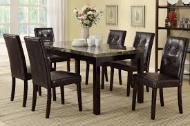 Stunning Marble Dining Room Table Sets Ideas AWconsultingus - Best quality dining room furniture