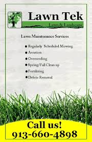 lawn care advertising templates free landscape flyer templates delli beriberi co