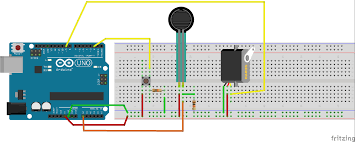 breadboard diagram maker breadboard image wiring cat apult u2026 an arduino controlled servo for makers on breadboard diagram maker