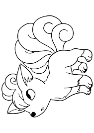 Pokemon Printable Coloring Pages For Kids