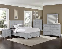 Vaughan Bassett Bonanza Queen Bedroom Group | Value City Furniture ...
