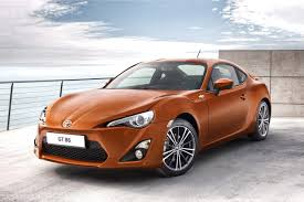 Toyota Officially Reveals 2012 Toyota GT 86 (FT-86) Sports Car w ...
