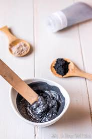 clear up your skin with this easy diy charcoal face mask which is great for