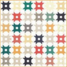 Best 25+ Moda jelly rolls ideas on Pinterest | Jelly rolls, Jelly ... & Lets Quilt Something: Vintage Domino Star - Free Quilt Pattern - Jelly Roll -Posted Adamdwight.com