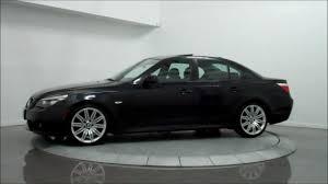 2008 BMW 550i M Sport - YouTube