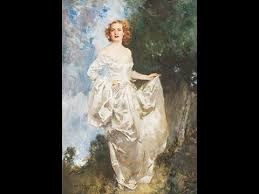 Social Distancing Tour: Portrait of Dorothy Barton Thomas with Peggy  Gilchrist - YouTube