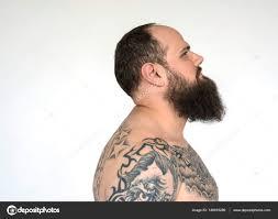 человек с бородой и татуировки стоковое фото Rawpixel 148915289