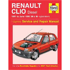 haynes diy work manuals renault clio haynes manual sel 91 june 96