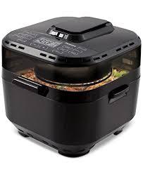 air fryer vs nuwave. Fine Air NuWave Brio Black 10 Quart Digital Air Fryer In Vs Nuwave