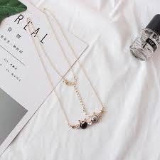 necklaces pendants sailor moon samantha tiara pearl necklace i luna artemis choker fashion jewelry