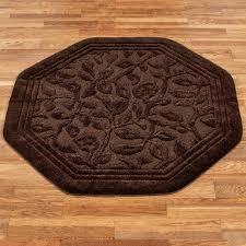 octagon rugs for entrance hall fresh wellington super soft nylon octagon rug