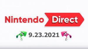Nintendo Direct   September 2021 LIVE REACTIONS - YouTube