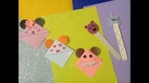 handmade bookmark ideas diy bookmarks tutorial diy bookmarks for kids