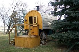 Small Picture 1800s Sheep Wagon for Sale House of Brokers Realty Inc