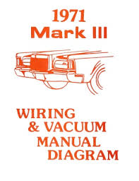 american motorabilia lincoln 1971 continental mark iii wiring vacuum diagram manual