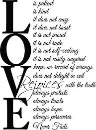 Amazon 400x400 Love Is Patient Love Is Kind 400 Corinthians 400340 Mesmerizing Love Is Patient Love Is Kind Quote