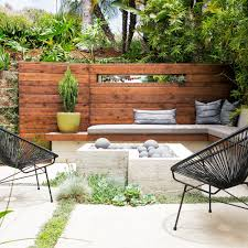 Retaining Wall Seating Retaining Wall Ideas Sunset