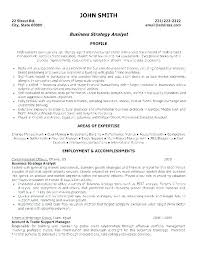 Financial Analyst Resume Sample Financial Analyst Resume Financial
