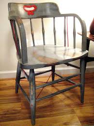 painted wood furnitureHow to Paint Wood Furniture With an Aged Look  howtos  DIY