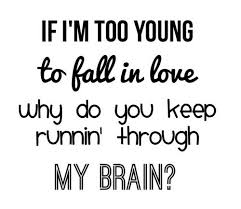 Quotes About Young Love Custom 48 Quotes About Young Love Laughtard