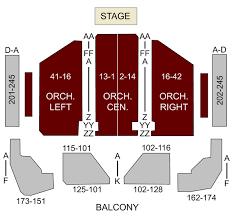 Royce Hall Los Angeles Ca Seating Chart Stage Los