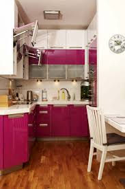 Light Pink Kitchen Cabinet Pink Kitchen Cabinet