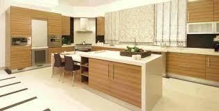 modern kitchen designs gallery modern kitchen design with corner hood