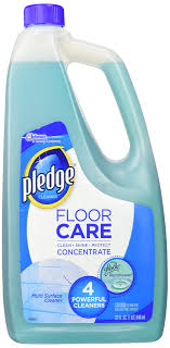 pledge multi surface concentrated floor cleaner 32 ounce 1 pack