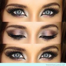 beautiful makeup for blue eyes pink metallic 3 palette makeup ideas eyebrow makeup tips