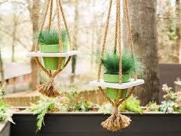 Genuine Rope Along With Make Your Own Hanging Rope Planters Diy Hanging  Planter in Hanging Plant
