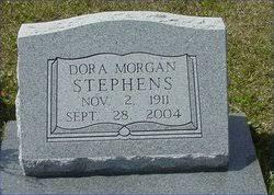 Dora Avis Morgan Stephens (1911-2004) - Find A Grave Memorial