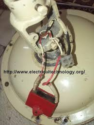 how to connect install a capacitor a ceiling fan part 2 how to connect install a capacitor a ceiling fan part 2 before preparing to install a ceiling fan you shoud here about part 1