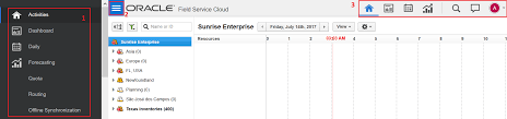 Configuring Oracle Field Service Cloud