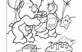 Care Bear Coloring Pages And De Troetelbeertjes Kleurplaten Voor