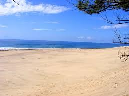 beach at cape vidal