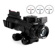 4-16X50EG <b>Rifle Scope</b> HD107 Micro Holographic Dual Illuminated ...